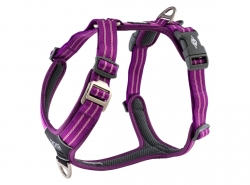 Dog Copenhagen Comfort Walk Air Harness Purple Passion NEW 2020