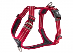 Dog Copenhagen Comfort Walk Air Harness Classic Red NEW 2020