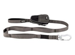 Dog Copenhagen Urban Trail Leash Black NEW 2020