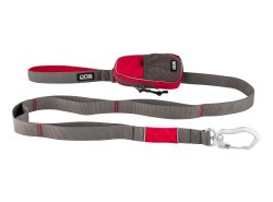 Dog Copenhagen Urban Trail Leash Classic Red NEW 2020