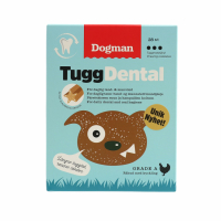 Dogman Chew Dental with Chicken 28 pc