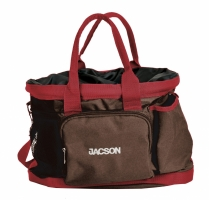 Jacson Training Bag Dog Brown/Red