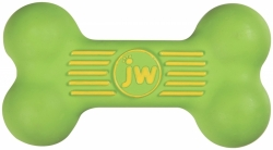 JW iSqueak Bone Medium Green