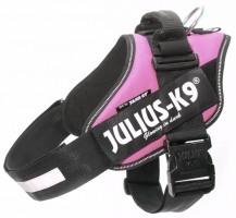 Julius K9 IDC Harness Pink