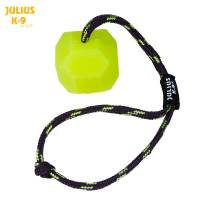 Julius K9 IDC Neon fluorescent ball Silicon Yellow
