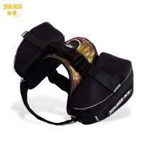 Julius K9 IDC Side Bags Black