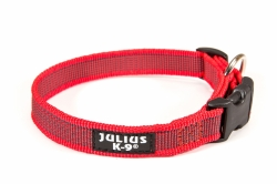 Julius K9 Color & Gray Collar Red