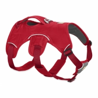 Ruffwear Web Master Red Currant Harness
