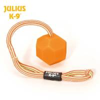 Julius K9 IDC Neon fluorescent ball - Orange