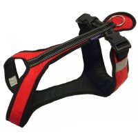 Zero DC SHORTER Harness Red