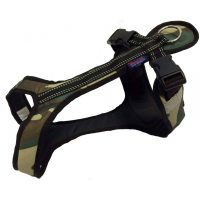 Zero DC SHORTER Harness Army