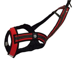 Zero DC FASTER Harness Red
