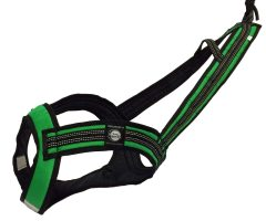 Zero DC FASTER Harness Green