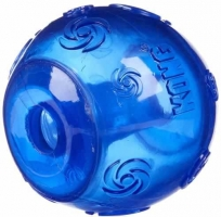 Kong Squeezz Ball Blue