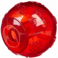 Kong Squeezz Ball Red