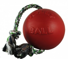 Jolly Ball Romp-n-Roll Red