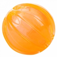 JW Playplace Squeaky Ball Orange