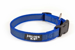 Julius K9 Color & Gray Collar Blue