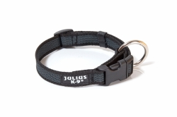 Julius K9 Color & Gray Collar Black