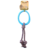 BecoHoop Ring with rope Blue