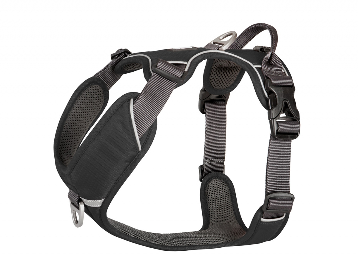 Dog Copenhagen Comfort Walk Pro Harness Black Dog